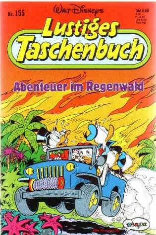 LTB Band 155 LTB Abenteuer im Regenwald