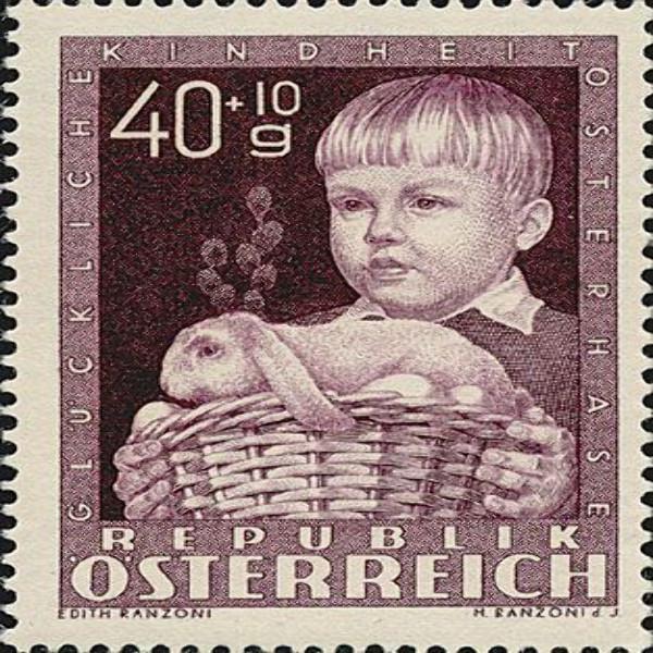 ANK Nr. 941 40+10 Groschen Postfrisch