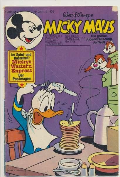 Micky Maus Nr. 37/1976