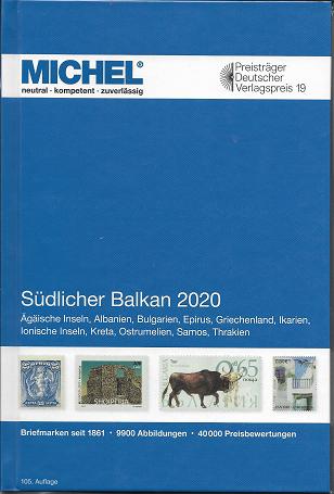 MICHEL Europa Südlicher Balkan 2020 (E 7)