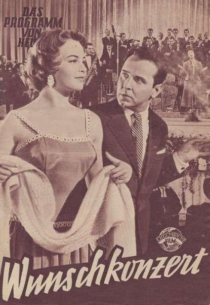 Wunschkonzert Nr.399-1955 Das Programm von Heute