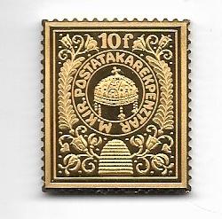 K&K Jubiläums Collection Silber Gold Österreich Magyar Kir 10 F