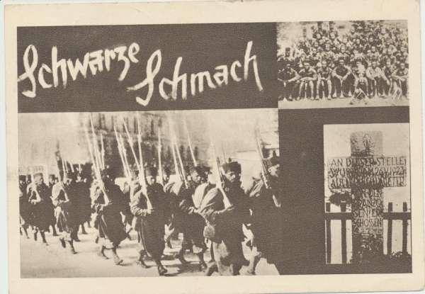 Großausstellung 1918 Messepalast Wien VII Sonderstempel 1944