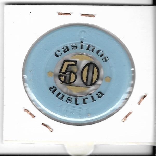 Casino Jeton 50 Schilling Casinos Austria