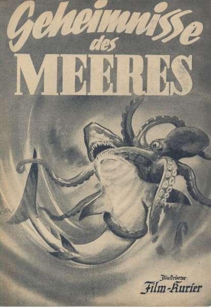 Geheimnisse des Meeres Nr.2608 Illustrierter Film - Kurier