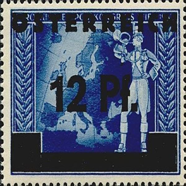 ANK Nr. 667 12 Pfennig Postfrisch