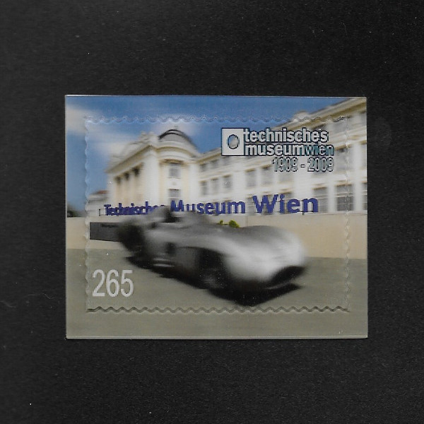 Österreich ANK 2823 ** 100 Jahre technisches Museum Wien Silberpfeil- Postfrisch
