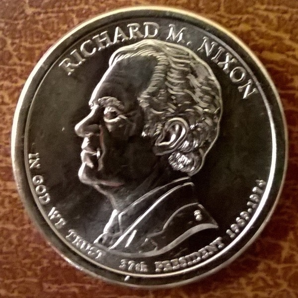 USA 1 Dollar 2016 D Richard M.Nixon (37)