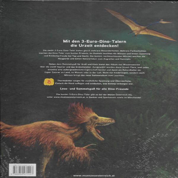 Sammelalbum Super Saurier Sammelalbum
