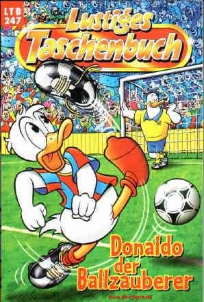 LTB Band 247 LTB Donald der Ballzauberer