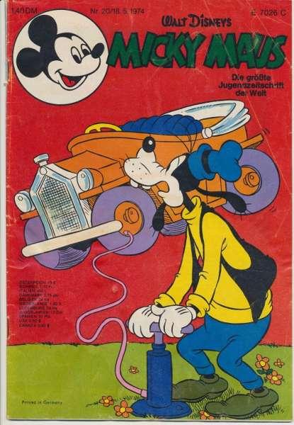 Micky Maus Nr. 20/1974