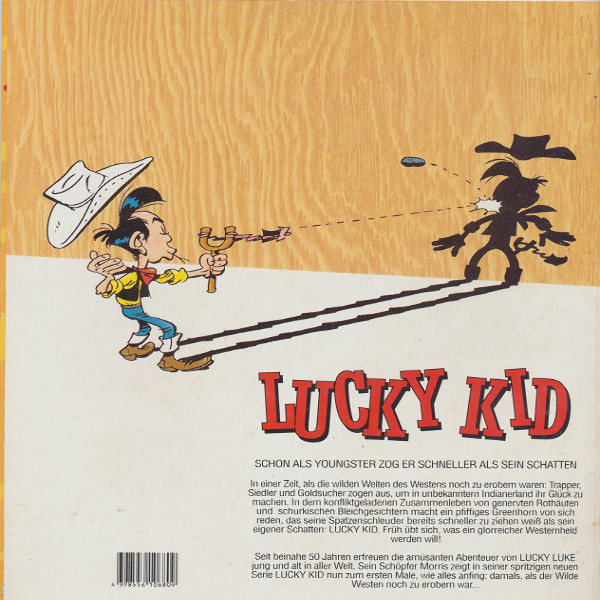Lucky Kid Band 1