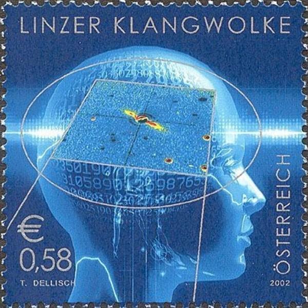 ANK 2425 Linzer Klangwolke 0,58 €** 2002