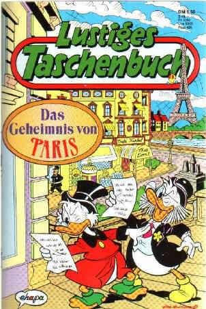 LTB Band 159 LTB Das Geheimnis von Paris
