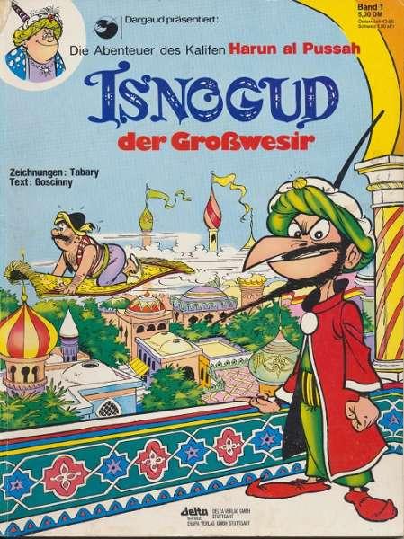 Isnogud Band Nr 1 Isnogud der Großwesir