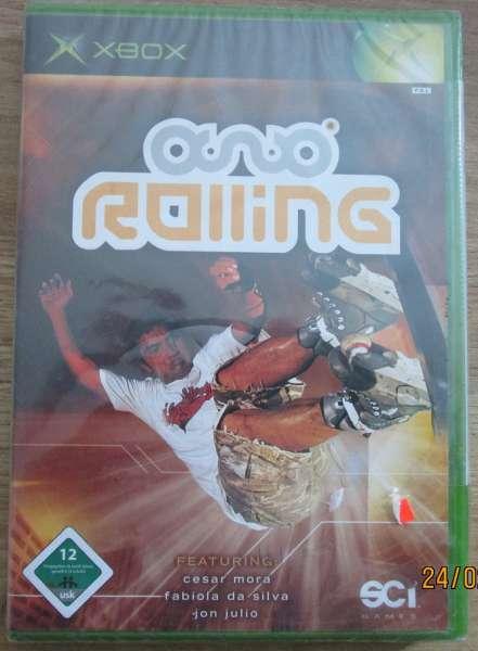 XBox Spiel Rolling - Inlineskating Rollerblading Skating für Xbox Neu/Ovp