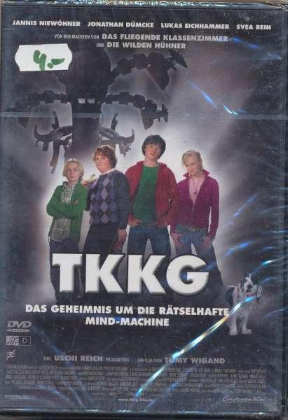TKKG - Das Geheimnis um die rätselhafte Mind-Machine (2007)