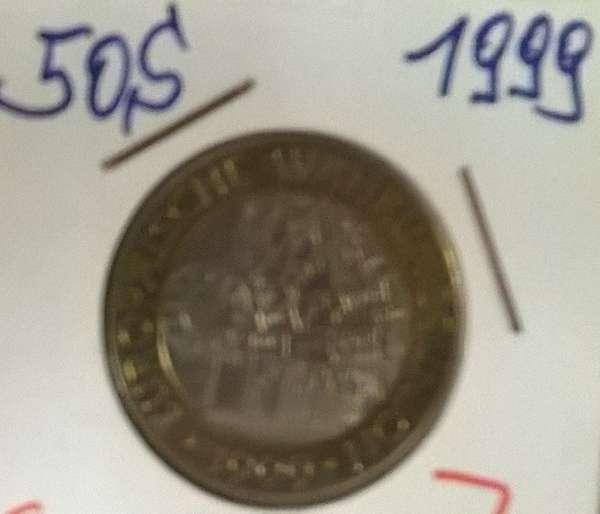 50 Schilling 1999 Währungsunion