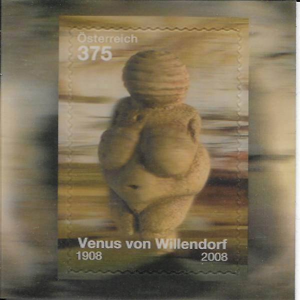 Austria Österreich ANK 2786 ** Venus von Willendorf 2008 Postfrisch