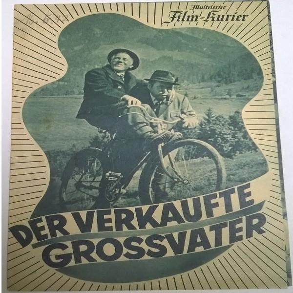 Illustrierter Film - Kurier Der Verkaufte Grossvater