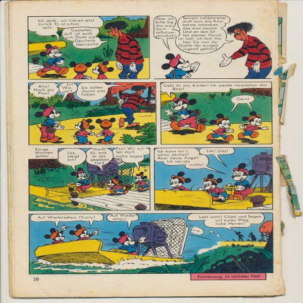 Micky Maus Nr.34/1960