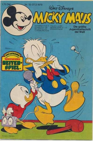 Micky Maus Nr. 13/1979