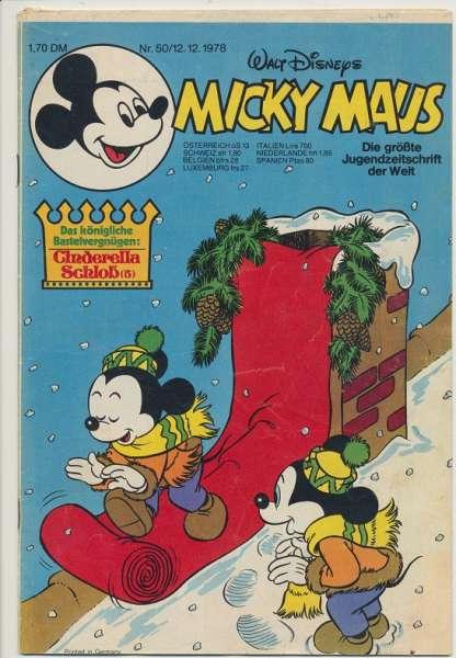 Micky Maus Nr. 50/1978