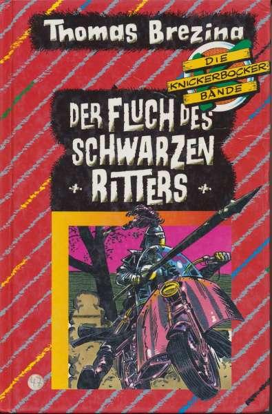 """Die Knickerbocker Bande Nr. 10 """"Der Fluch des Schwarzen Ritters """""""