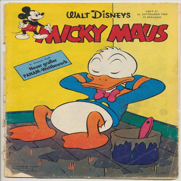Micky Maus Nr.37/1960