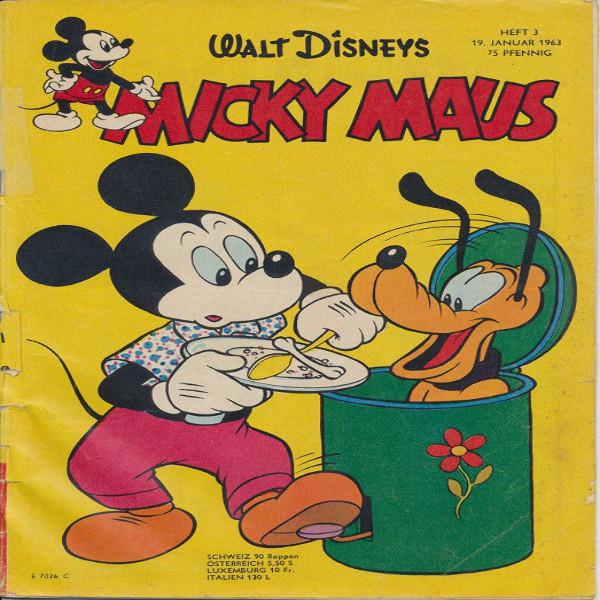 Micky Maus Nr.3/1963