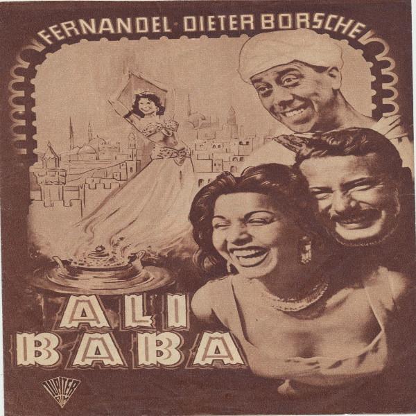 Illustrierter Film - Kurier Ali Baba Nr 2050/1955