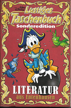 Literatur aus Entenhaus Band 2 Ltb Sonderedition