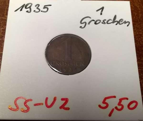 1 Groschen 1935