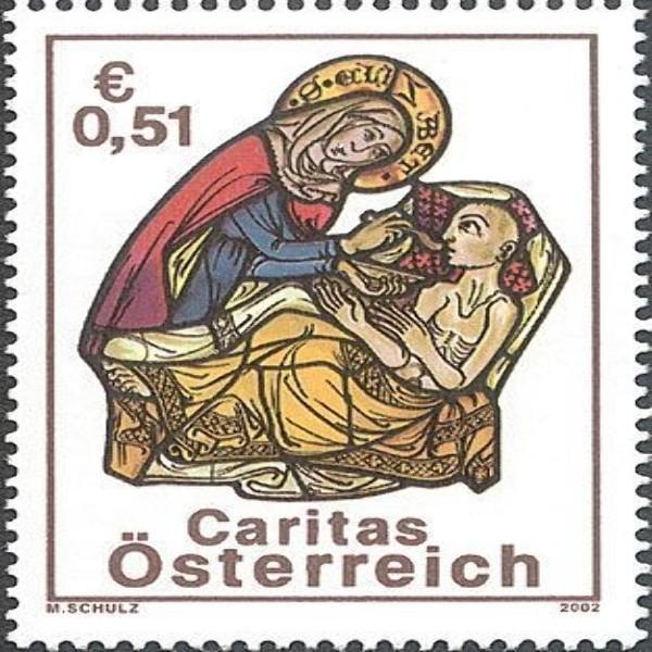ANK 2409 Caritas 0,51 € **