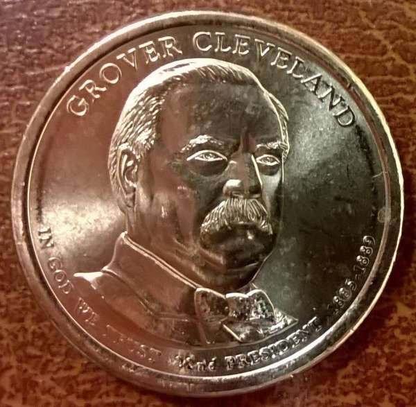 USA 1 Dollar 2012 D Grover Cleveland (22)