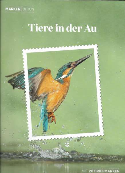 Tiere in der Au Marken Edition 20