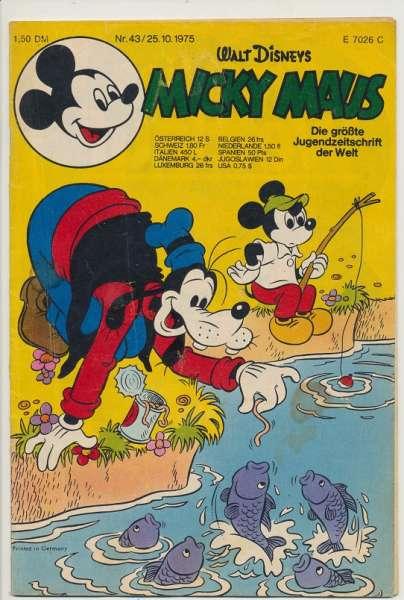 Micky Maus Nr. 43/1975