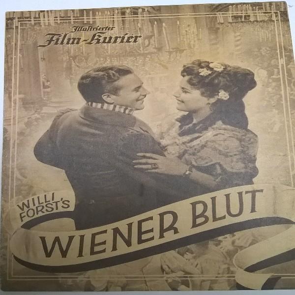 Illustrierter Film - Kurier Wiener Blut