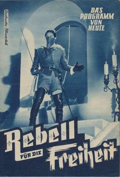 Rebell für die Freiheit Nr. 453 Das Programm von Heute