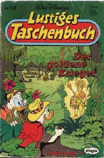 LTB Band 149 LTB Der goldene Krieger