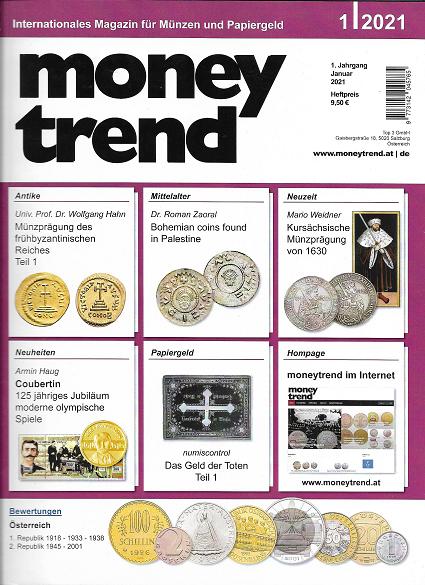 Money Trend 1/2021