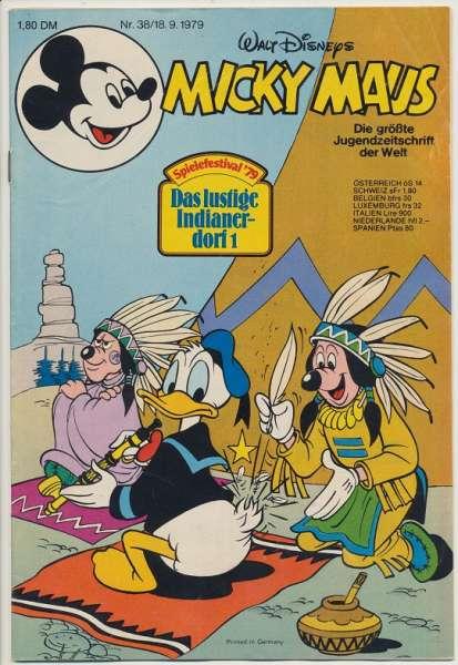 Micky Maus Nr. 38/1979