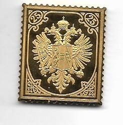K&K Jubiläums Silber Gold Collection Österreich Militärpost 25 Kronen