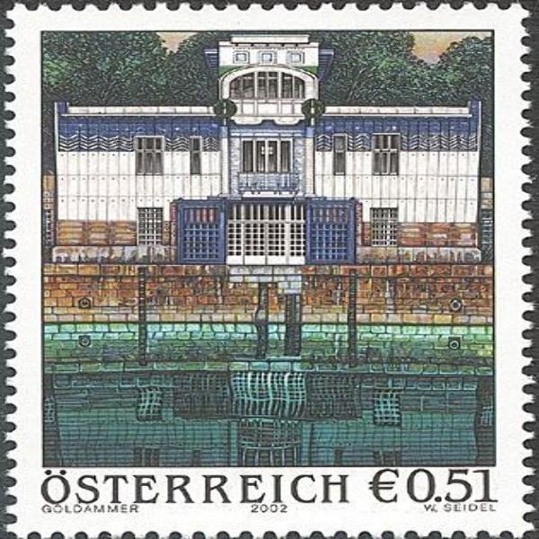 ANK 2429 Moderne Kunst in Österreich 0,51 €** 2002