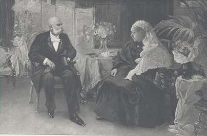 Kaiser Franz Josef & Viktoria