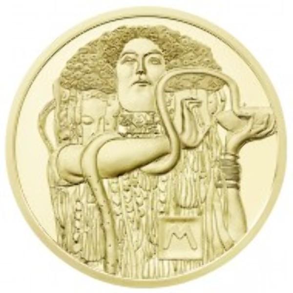 2015 - 50 Euro Klimt 4 Medizin (2015)
