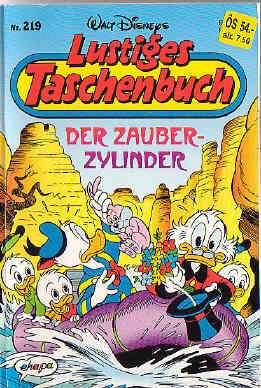 LTB Band 219 LTB Der Zauber Zylinder
