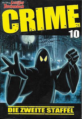 Crime Band 10 Die zweite Staffel