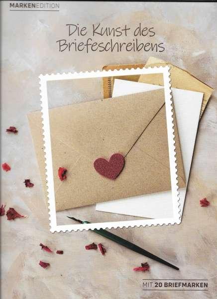 Die Kunst des Briefeschreibens Marken Edition 20