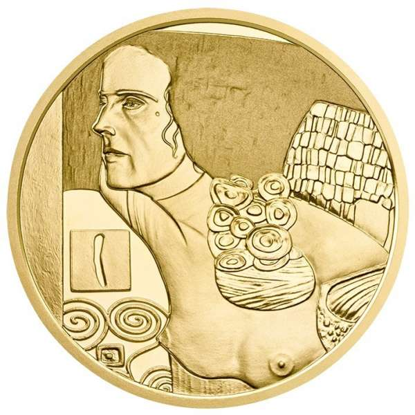2014 - 50 Euro Klimt 3 Judith II (2014)